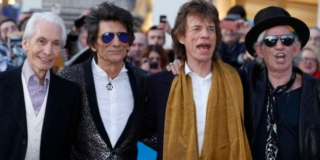 The Rolling Stones y otros cantantes que exigen a Trump que no les toque las