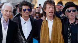 The Rolling Stones también le piden a Trump que no les toque las