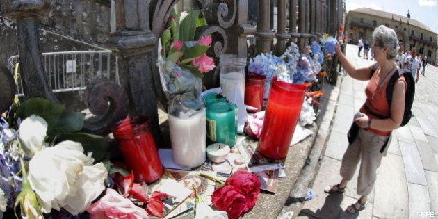 Lista de fallecidos en el accidente de tren de Santiago de