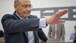 Detenido el expresidente de la CEOE Gerardo Díaz Ferrán (FOTOS,