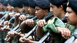 Decenas de muertos en un bombardeo contra las FARC en pleno proceso de