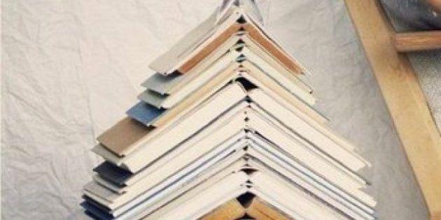 Ideas para decorar el árbol de Navidad: libros, homenajes a estrellas pop, peluches...