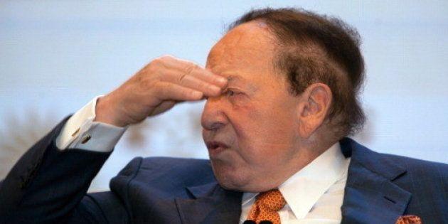 Sheldon Adelson (Eurovegas) financió con 150 millones de dólares a