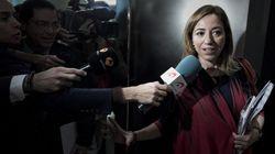 Chacón pide al PSOE un impulso al PSOE