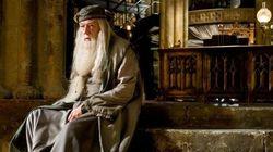 Dumbledore escribe una carta a una adolescente que sobrevivió a un tiroteo
