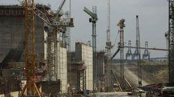 Sacyr suspende las obras del Canal y envía otra propuesta a