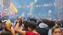 Londres: el carnaval de Notting Hill y su cruz de