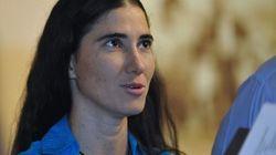 Liberan a la bloguera Yoani Sánchez tras 30 horas