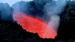 Así es el volcán más grande del mundo: tiene el tamaño de las islas