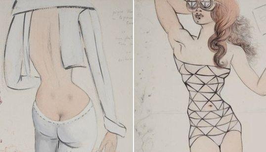 Estos dibujos de Dalí llevaban 50 años sin juntarse en una