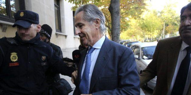 Miguel Blesa, citado a declarar como imputado el próximo 24 de