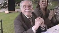 Gabriel García Márquez, cantando, bailando y feliz a sus 85 años