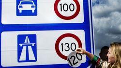 Las autovías holandesas, a 130