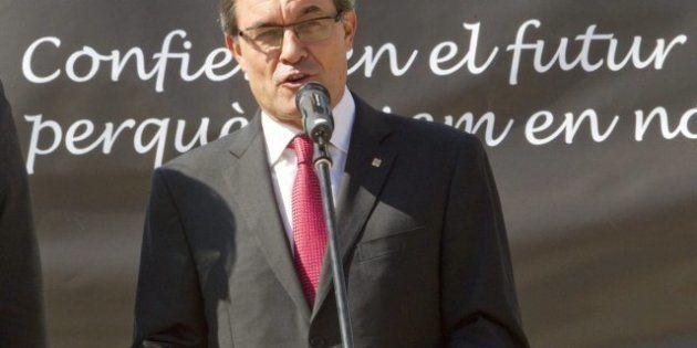 Artur Mas asegura que Cataluña independente estaría por delante de 12 países de la