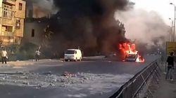 El Ejército sirio se enfrenta a los rebeldes en Damasco tras el