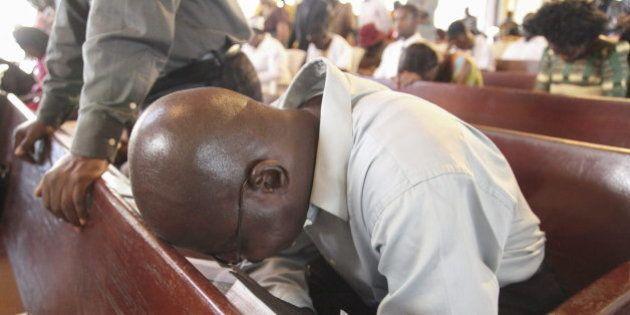 La Iglesia de Liberia cree que el ébola es un castigo divino por