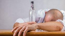 Un joven es absuelto tras chocar su vehículo, llegar a casa y beber una