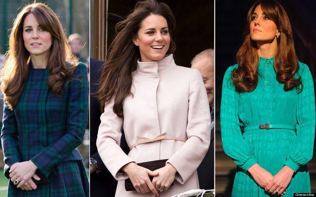 Fotos de Kate Middleton embarazada: sus últimas imagenes antes de anunciarlo