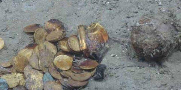 'Cazatesoros': Odissey y el mayor tesoro de metales preciosos jamás