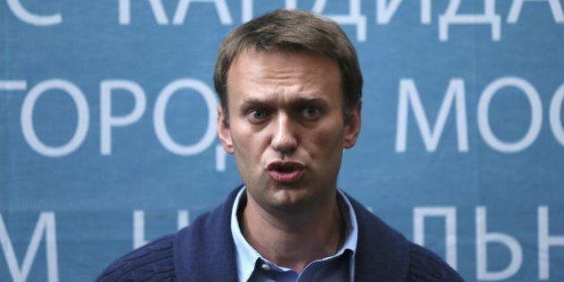 La oposición a Putin liderada por Alexéi Navalni pierde las elecciones a la alcaldía de