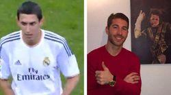 ¿Qué tienen en común el gesto de Di María y la foto de Sergio