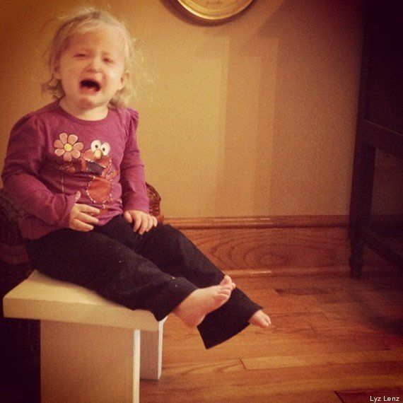 Cómo criar a un niño que ni llore ni se queje por