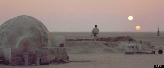 Casa de Luke Skywalker en Túnez: un grupo de fans consigue en internet fondos para restaurarla