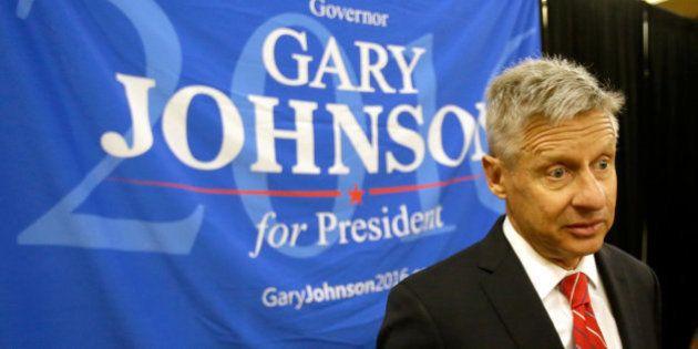 Gary Johnson, elegido candidato presidencial por el Partido Libertario en