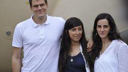 Los dos cooperantes españoles liberados en Mali ya están en