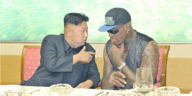 Dennis Rodman revela el nombre de la hija de Kim Jong Un: Kim Ju Ae