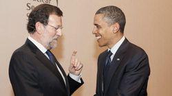 Rajoy visita a Obama: ¿Quieres ser mi