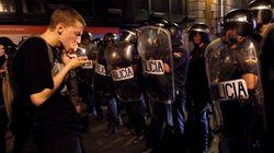 15 detenidos y 39 heridos tras la manifestación contra los recortes en