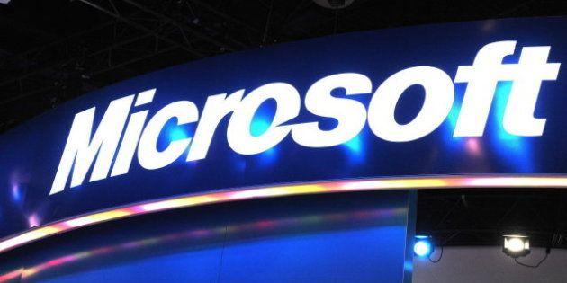 El gigante tecnológico Microsoft entra en pérdidas por primera vez desde