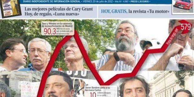 Carlos Bardem, contra 'La
