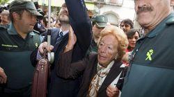 La abuela de Letizia declara en el juzgado