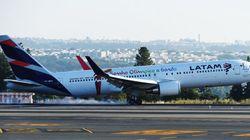 La mayor aerolínea de América Latina suspende los vuelos a