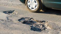 Alertan del mal estado de las carreteras españolas por falta de