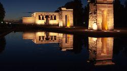 El Templo de Debod cumple 40 años en