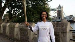 La antorcha olímpica ya está en Londres