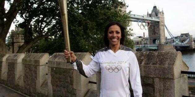 Olimpiadas 2012: La antorcha llega a Londres siete días antes del inicio de los Juegos