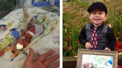 23 historias de bebés prematuros que demuestran que estos niños son unos