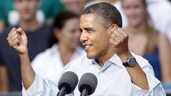 Obama sigue queriendo a