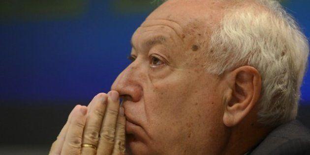 García-Margallo, ministro de Asuntos Exteriores: