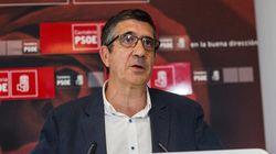 Patxi López dice que el PSOE no cederá a las presiones del