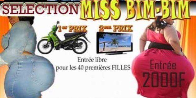 Burkina Faso prohíbe un concurso para elegir el mayor trasero por considerarlo