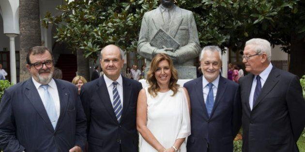 Nuevo Gobierno en Andalucía: Susana Díaz cambia al equipo económico de