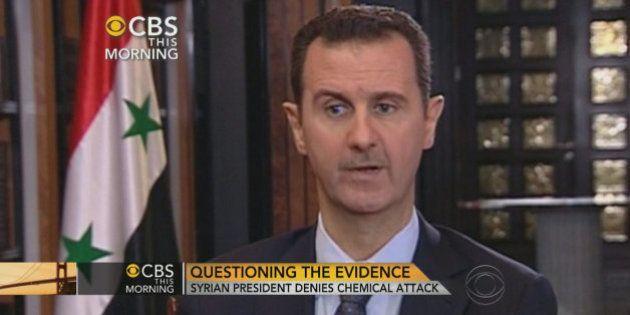 Siria no descarta la propuesta para que entregue todo su arsenal