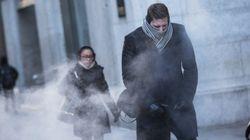 Histórica ola de frío en EEUU