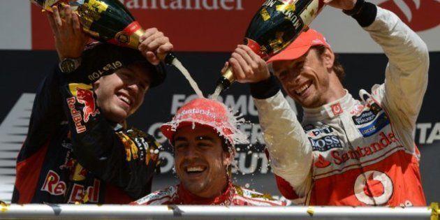 Fernando Alonso gana en el circuito alemán de Hockenheim y se afianza como líder del