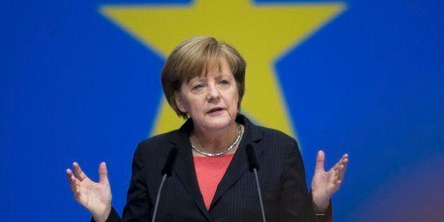 Merkel, persona del año para la revista
